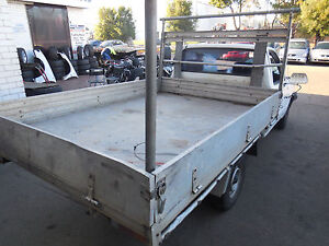 2000 Toyota Hilux Single Cab Alloy Tray S/N# V7014 BJ7489