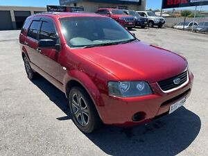 2005 Ford Territory TX (RWD) Hampstead Gardens Port Adelaide Area Preview