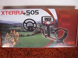 Minelab X-Terra 505 gold detector Yorketown Yorke Peninsula Preview