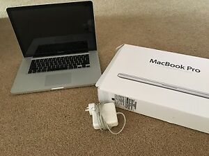 "Apple MacBook Pro Core i7 2.66GHz 15"" Mid-2010 Narraweena Manly Area Preview"
