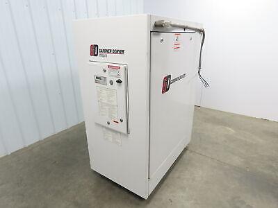Gardner Denver Integra Efc99f 30hp Rotary Screw Air Compressor 460v 3ph 118 Hrs