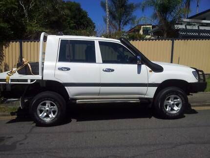 2000 Toyota LandCruiser Wagon Kallangur Pine Rivers Area Preview