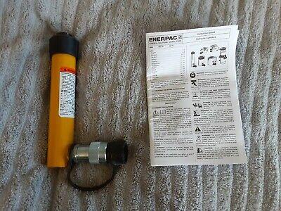 Enerpac Rc-55 Hydraulic Cylinder 5 Ton 5 Inch Stroke New No Box