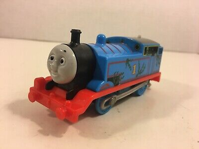 Seaweed Covered Thomas- Trackmaster Thomas & Friends Motorized Fisher-Price