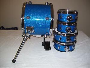 CUSTOM BUILT ELECTRONIC DRUMS (5) Kirwan Townsville Surrounds Preview