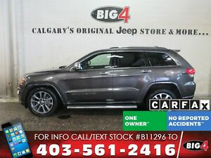 2018 Jeep Grand Cherokee Overland | V6 | Active Safety Grp.