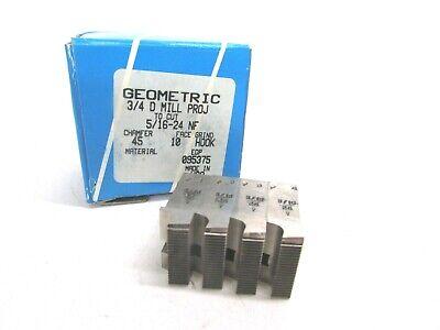 CHASERS 10-32 NF GEOMETRIC 3//16 EJ5 SUPER PROJ