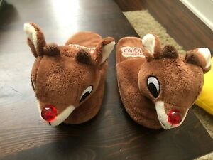 Rudolph slippers size 13/1