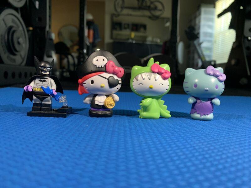 Hello Kitty Sanrio MiniFigure Costume Collection
