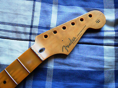 Beautiful Professionally Reliced Fender Stratocaster Maple Neck  on Rummage