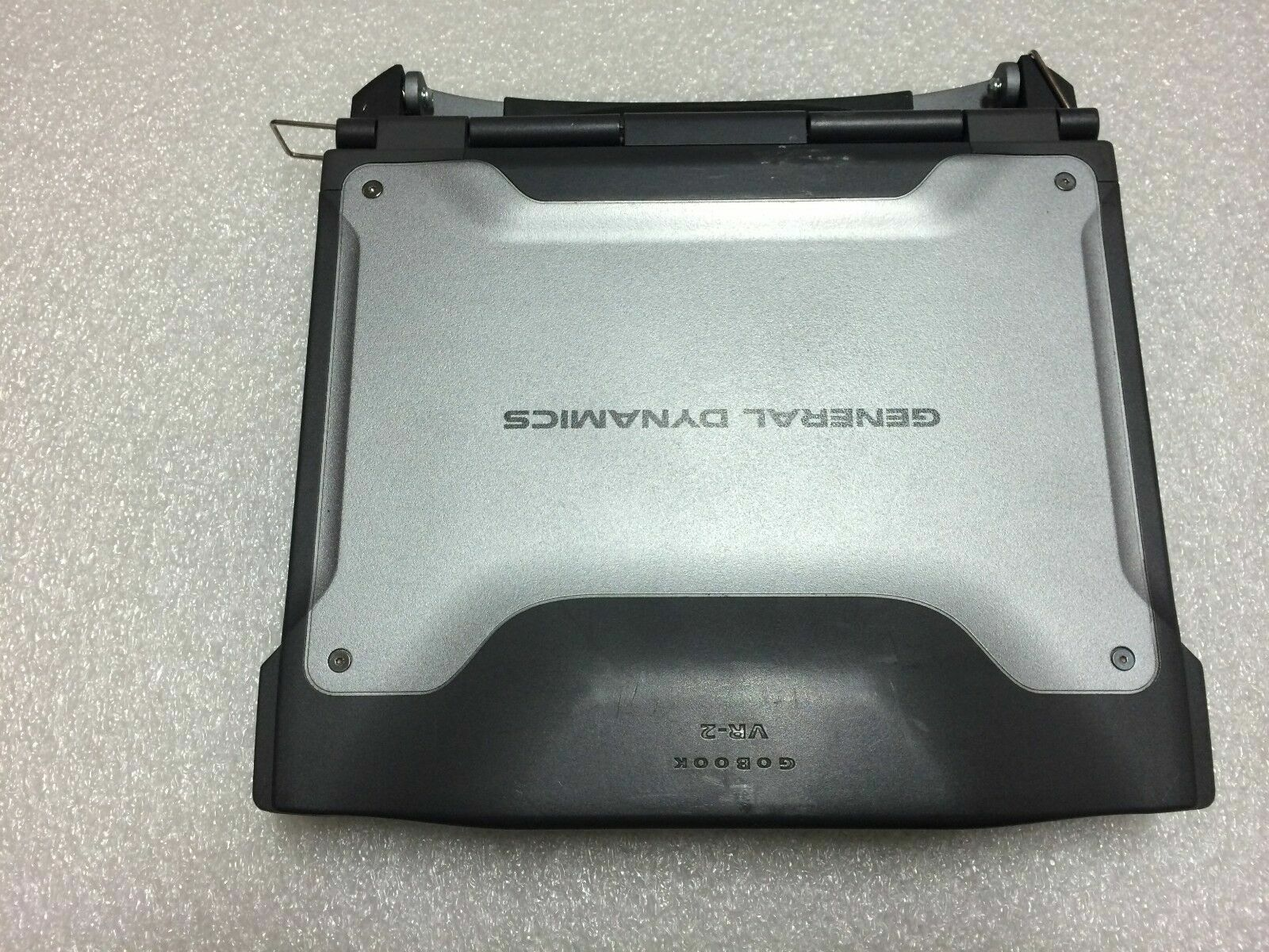 ITRONIX VR-2 3GB 2.0GHZ TOUGHBOOK LAPTOP 640GB DVDR-W GENERAL DYNAMICS OFFICE 07