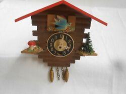 W German Made - Small Cuckoo Clock a/f