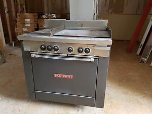 Commercial Moffat 3 Phase Electric Range