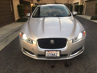 2013 Jaguar Other Gray 2013 Jaguar XF - Low Miles- Leather - EXCELLENT CONDITION - Full Service History