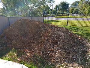 Free Hardwood Woodchip Mulch Bass Hill Bankstown Area Preview