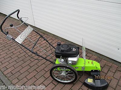 Grillo Fadenmäher/ Trimmer Rasenmäher  HWT 550 TILT m. Honda Motor Vorführgerät