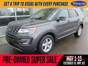 2016 Ford Explorer XLT PRE-OWNED SUPER SALE ON NOW! 3.5L V6,...