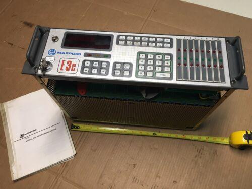 Marposs E3C - Gauge Amplifier Process System Controller - includes Module Boards