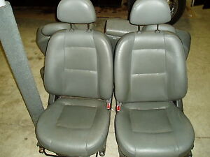 leather seats in excellent condition