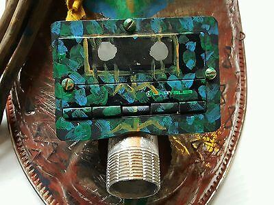 Wallace Begay Abstract Sculpture Mask Audio God Native American Navajo Indian