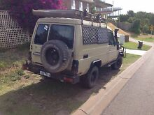 1994 Toyota troop carrier Blairgowrie Mornington Peninsula Preview