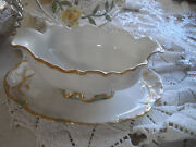 Haviland Limoges Gold Rim