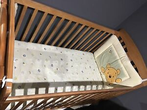 Growtime Cot Forrestdale Armadale Area Preview