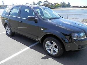 2010 Ford Territory 5 seater auto Wagon Ulverstone Central Coast Preview