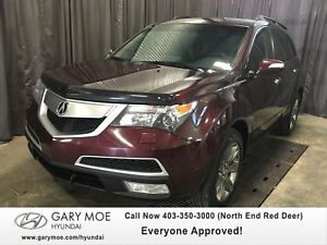 2011 Acura MDX Elite w/LEATHER AND NAVIGATION!!