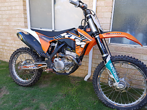 2012 Ktm 250 Clarkson Wanneroo Area Preview