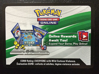 50X   S M Crimson Invasion Pokemon Ptcgo Online Booster Pack Codes Emailed Fast