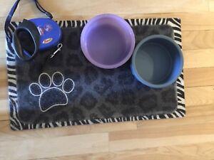 Accessoires pour chien de 15-20lbs et moins