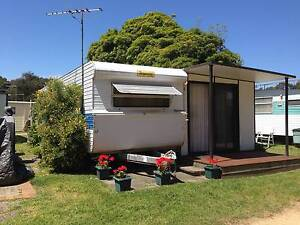 Large Caravan with Annexe and En Suite Rosebud Mornington Peninsula Preview