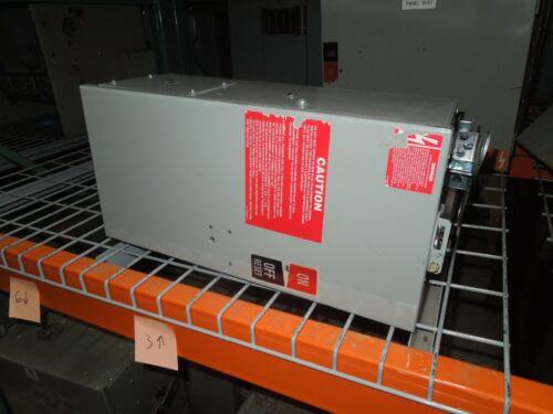 ABB SB425SFHGZ 250A 3ph 4W w/Ground 600V Spectra Series Breaker Gasketed Busplug