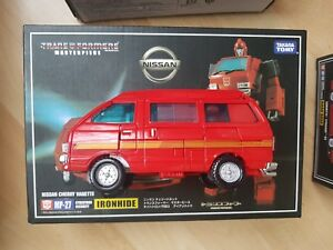 TRANSFORMERS MASTERPIECE IRONHIDE MP27 HIGH QUALITY KO