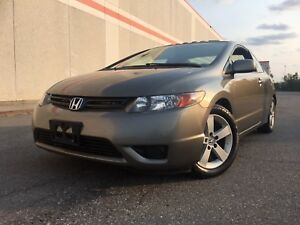 2008 Honda Civic ,certified on special