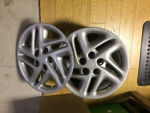 Hubcaps for free