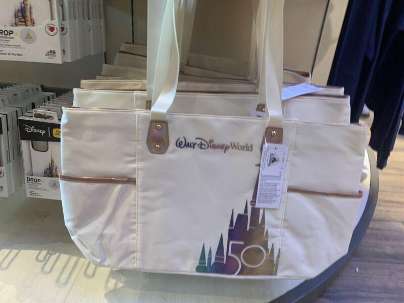 Walt Disney World 50th Anniversary Tote Bag