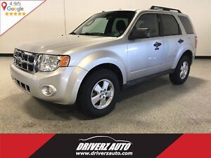 2011 Ford Escape XLT, 4x4, V6 ENGINE, Financing Available!!!
