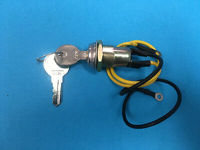 Ford Tractor Ignition Key Switch With Keys 2n 8n 9n Naa Jubilee 8n3679c