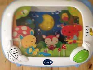 Vtech crib soother – projector +music