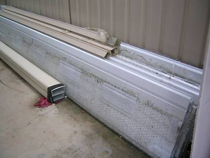 New Stratco Outback Patio Roofing sheets.