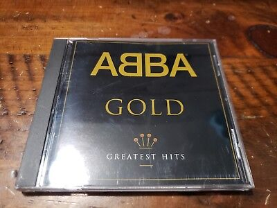 CD - ABBA Gold - Greatest Hits 1993