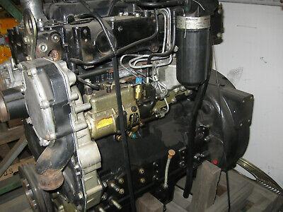 Perkins 1104-44t Complete Diesel Engine