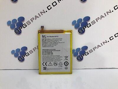 Bateria calidad para ZTE BLADE A512 2540MHA COMPLETA ENVIO GRATIS ESPAÑA