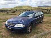 Ford Falcon Forte Station Wagon 2001 Neutral Bay North Sydney Area Preview