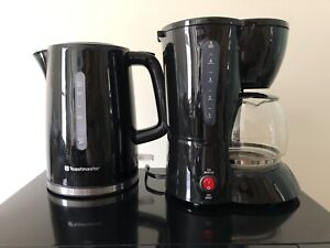 Toast Master Kettle & Coffee Maker