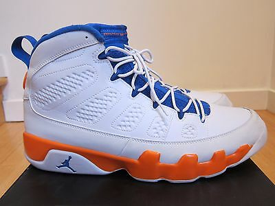 "buy popular 8097e c20dd Air jordan retro nike sb bruin for sale black. jordan 9 retro,jordan 9  anthracite,all.2017 Air Jordan 9 GS ""Fontay Montana"" White Blue Orange ..."