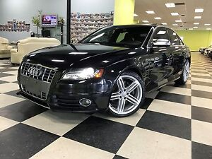 2011 Audi S4 3.0 Premium FULLY LOADED#100% APPROVAL GURANTEED!!!
