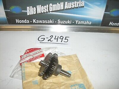Suzuki RM125, AUSLASSVENTIL POWER-Gouverneur + ANTRIEB, Governor Assy, Exhaust